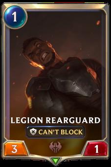 Legion Rearguard Card Image