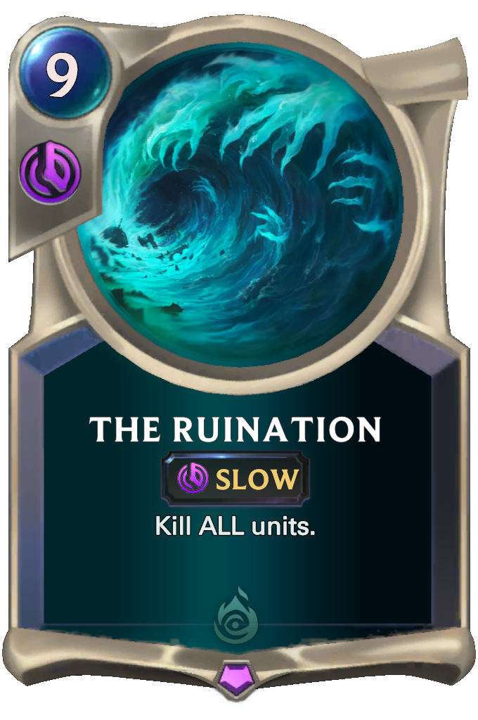 The Ruination Card Image