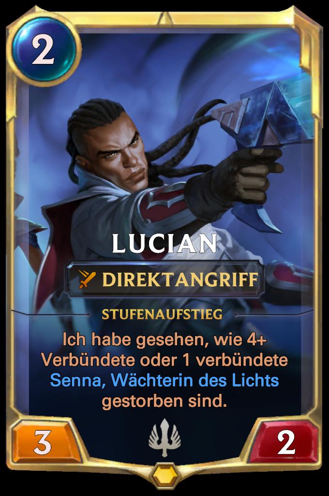 Lucian Card