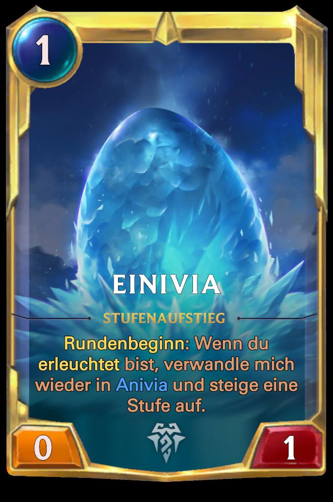Eggnivia Card