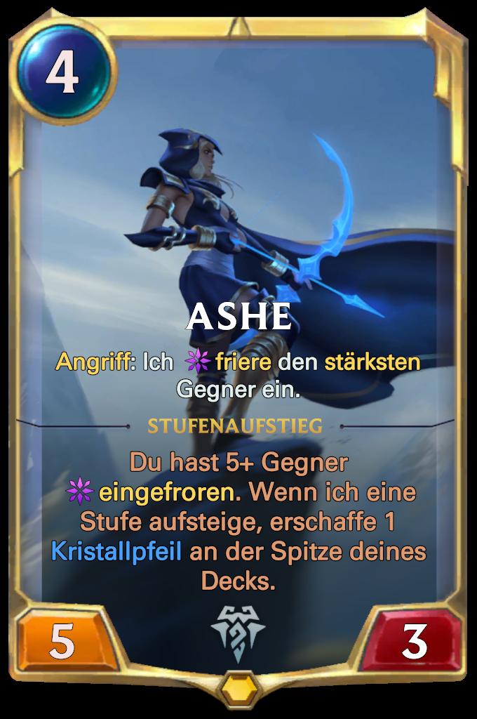Ashe Card