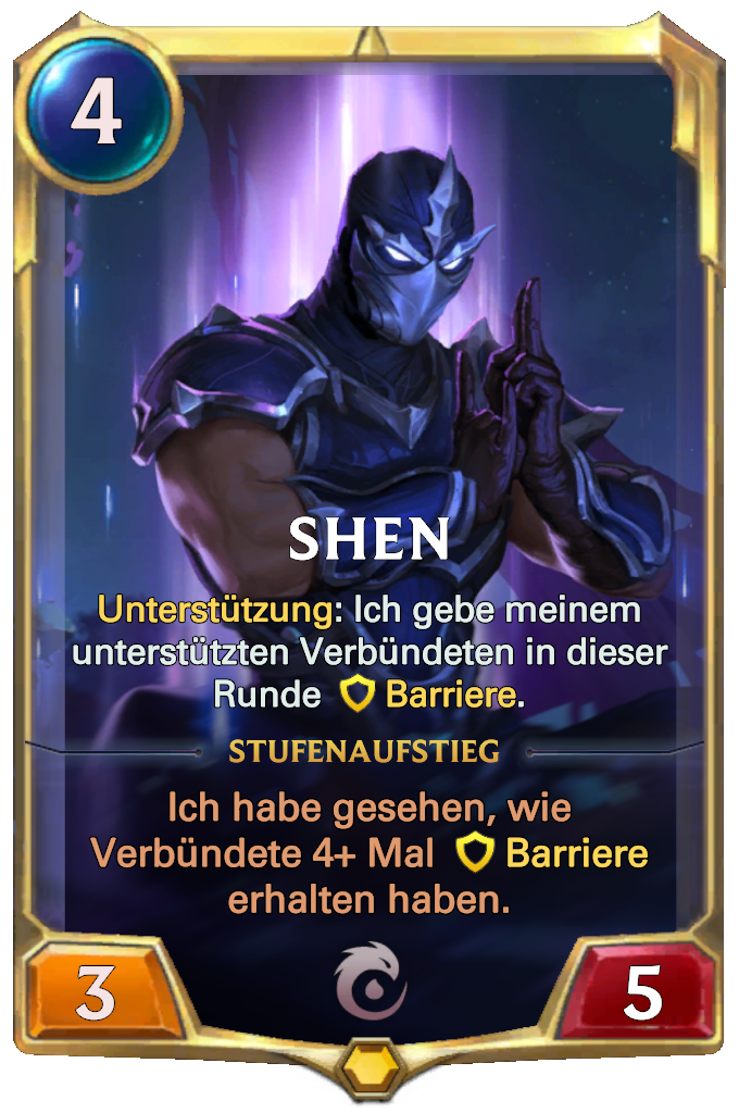 Shen Card