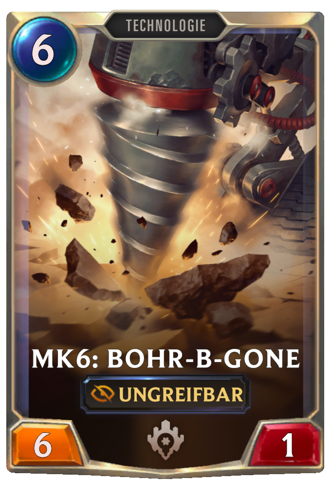 Mk6: Floor-B-Gone Card