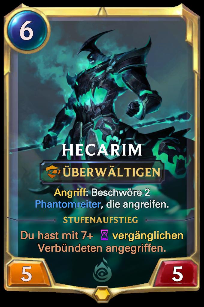 Hecarim Card