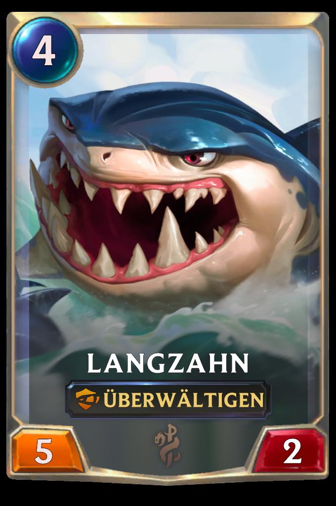 Longtooth Card