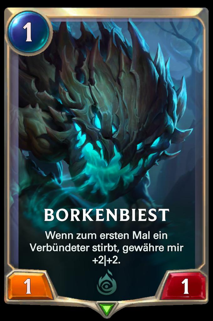 Barkbeast Card Image