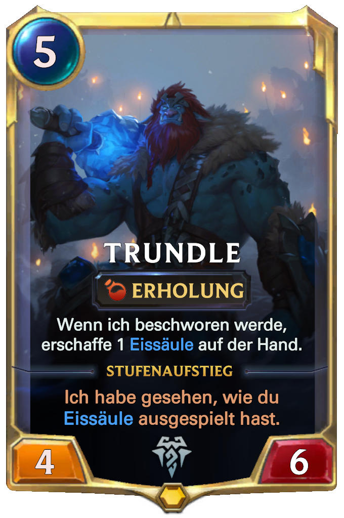 Trundle Card