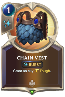 Chain Vest Card Image
