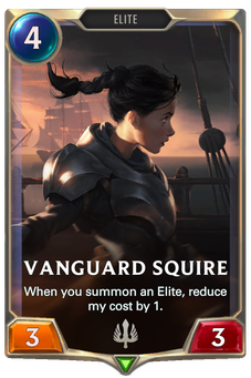 Vanguard Squire Card Image