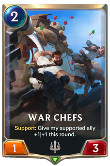 War Chefs Card Image