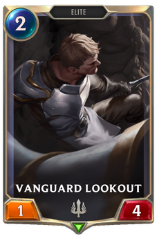Vanguard Lookout Card Image