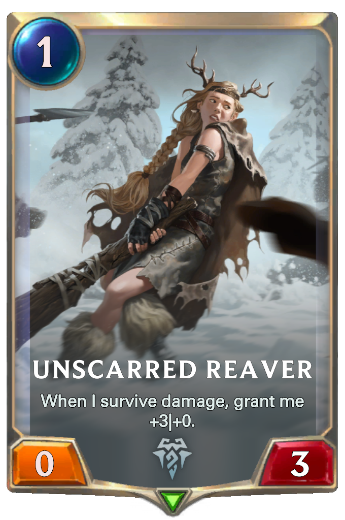 Unscarred Reaver Card Image