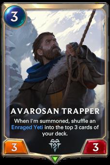 Avarosan Trapper Card Image