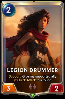 Legion Drummer Card Image