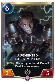 Augmented Experimenter Card Image