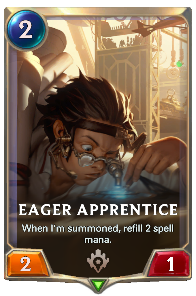 Eager Apprentice Card Image