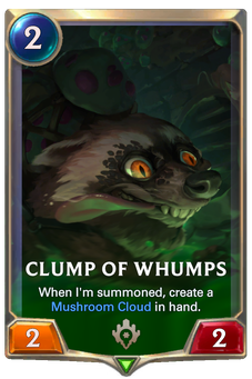 Clump of Whumps Card Image