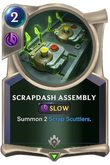 Scrapdash Assembly Card Image