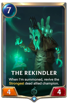 The Rekindler Card Image
