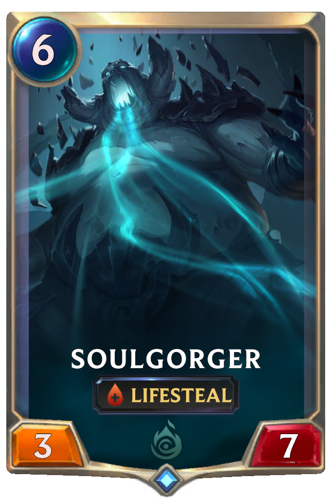 Soulgorger Card Image