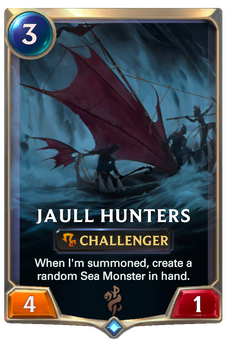 Jaull Hunters Card Image