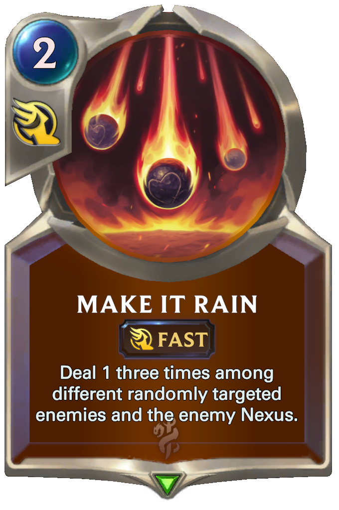 Make it Rain Card Image