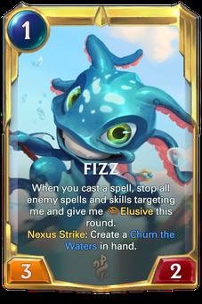 Fizz Card