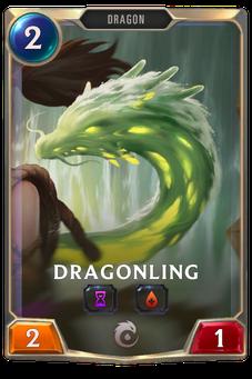 Legends of Runeterra Dragonling Card