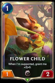 Legends of Runeterra Flower Child Card