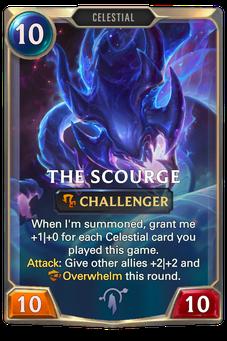 Legends of Runeterra The Scourge Card