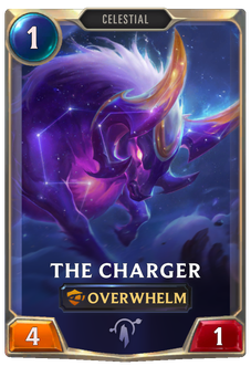 Legends of Runeterra The Charger Card