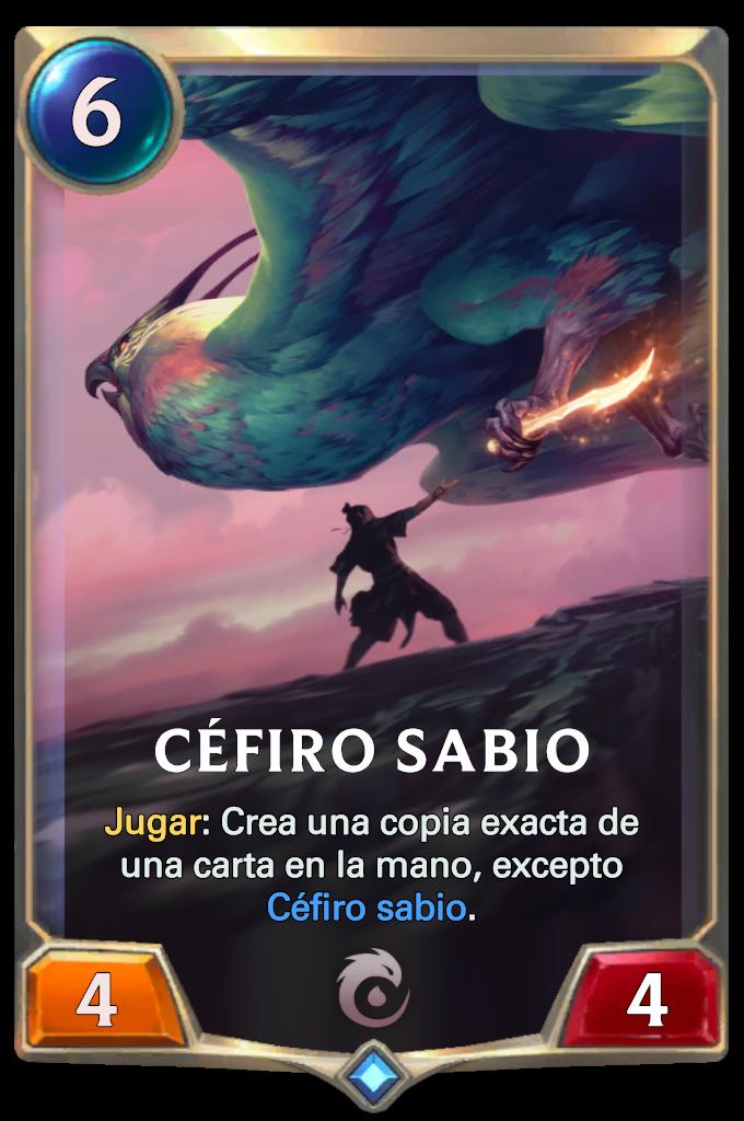 Zephyr Sage Card Image