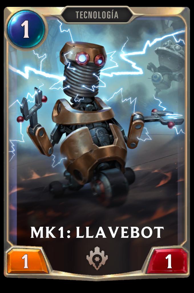 Mk1: Wrenchbot Card