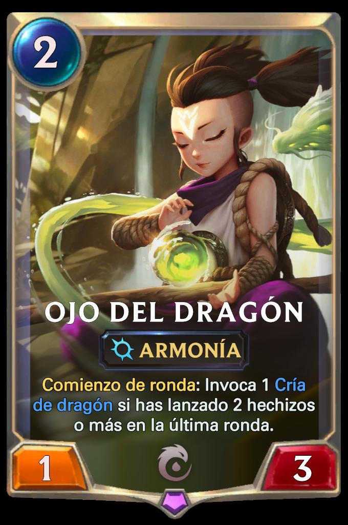 Eye of the Dragon Card Image