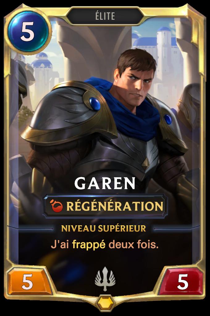 Garen Card