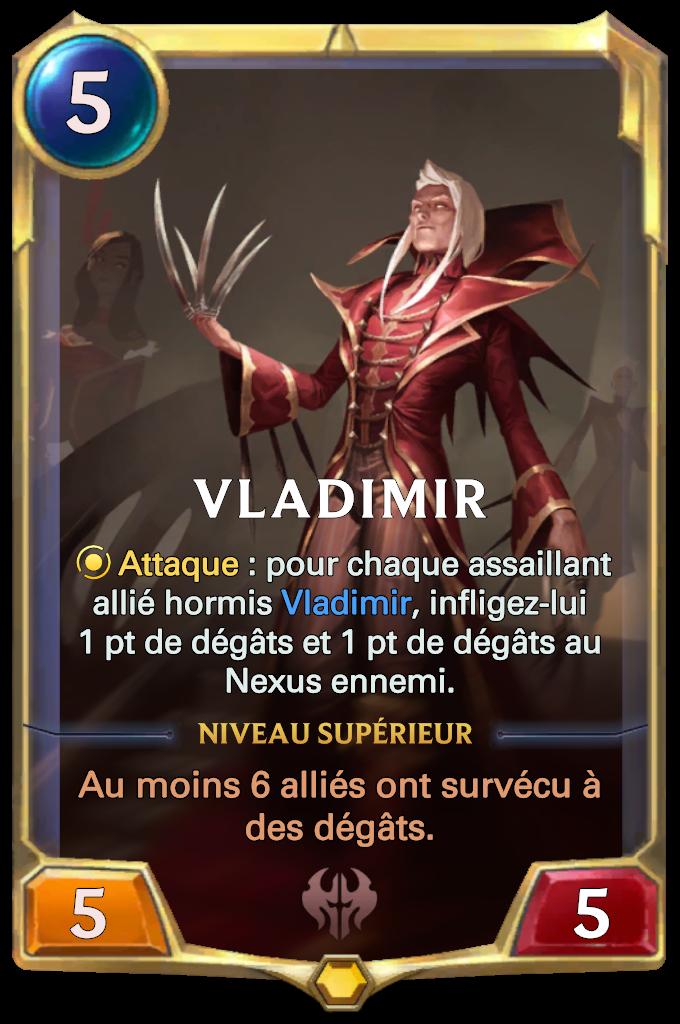 Legends of Runeterra Vladimir Card