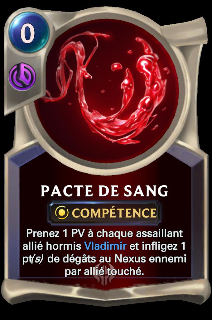 Crimson Pact Card