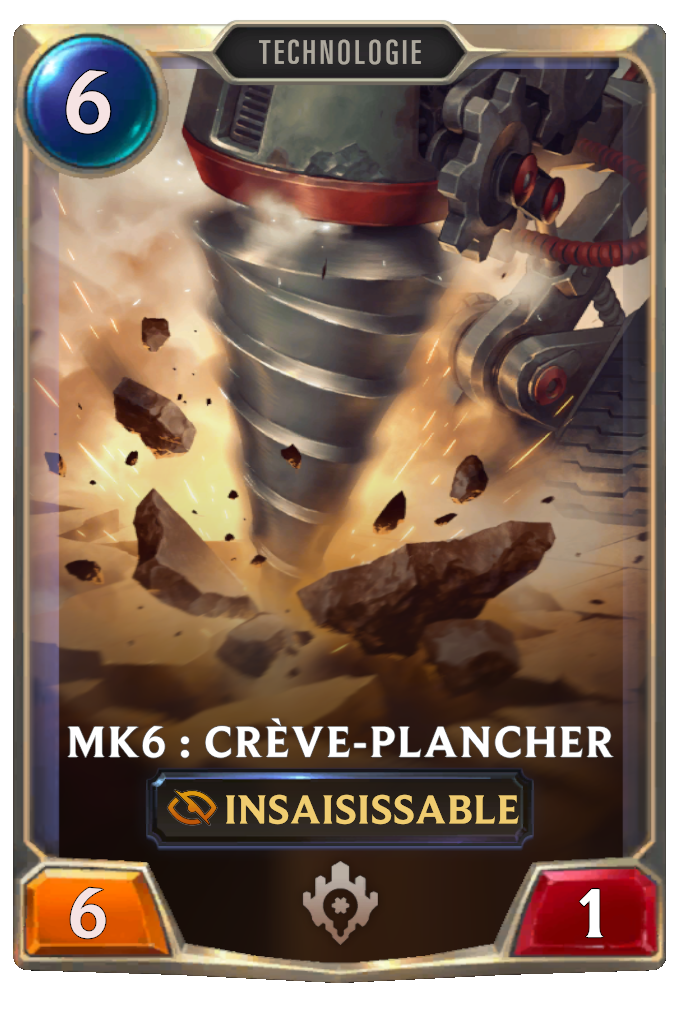 Mk3: Floor-B-Gone Card