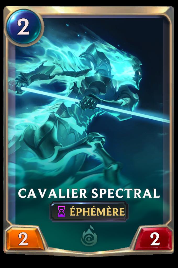 Spectral Rider Card