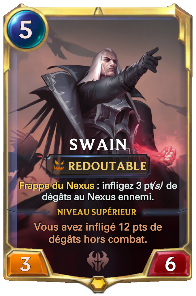 Swain Card