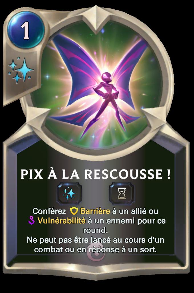 Help, Pix! Card