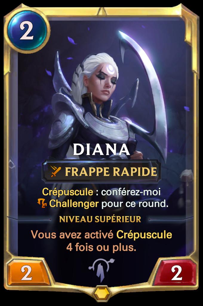 Diana Card